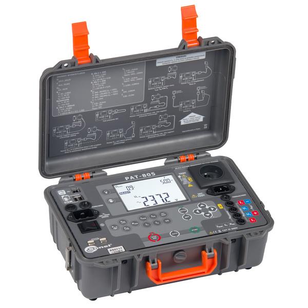 PAT-805 Sonel miernik bezpieczeństwa sprzętu elektrycznego
