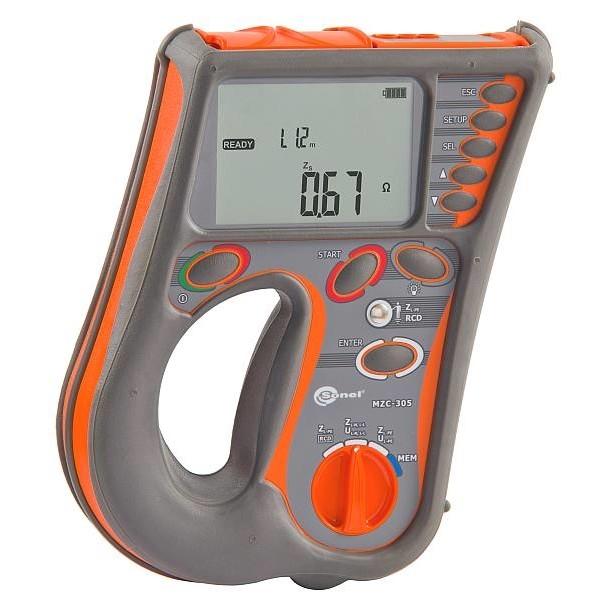 MZC-305 Sonel miernik impedancji pętli zwarcia