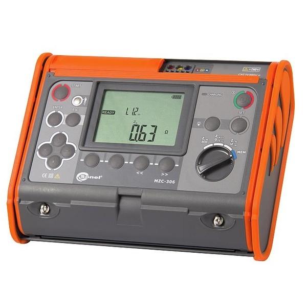 MZC-306 Sonel miernik impedancji pętli zwarcia