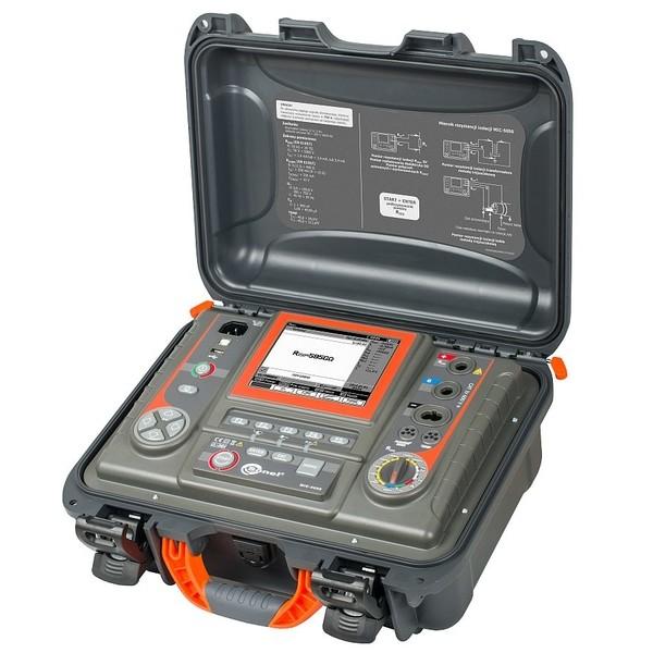 MIC-5050 Sonel miernik rezystancji izolacji