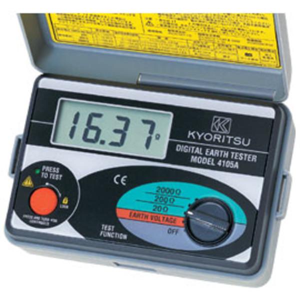 KEW4105A KEW4105A-1 KEW4105A-H Kyoritsu miernik rezystancji uziemienia