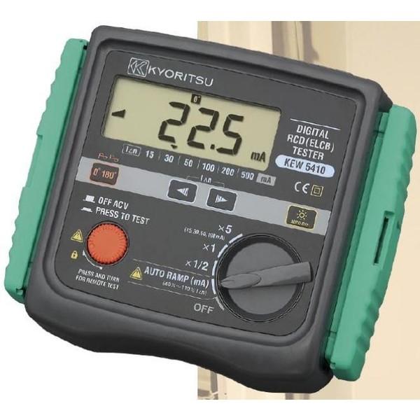 KEW5410 Kyoritsu miernik wyłączników RCD