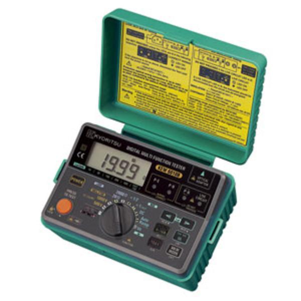 KEW6010B Kyoritsu wielofunkcyjny miernik instalacji elektrycznych