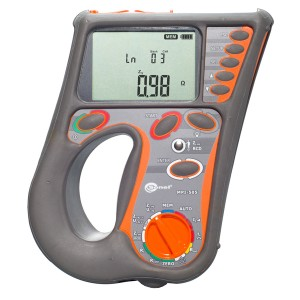 Wzorcowanie MPI-505 Sonel wielofunkcyjnego miernika instalacji elektrycznych