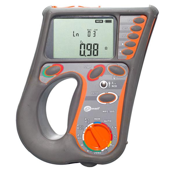 MPI-505 Sonel wielofunkcyjny miernik instalacji elektrycznych