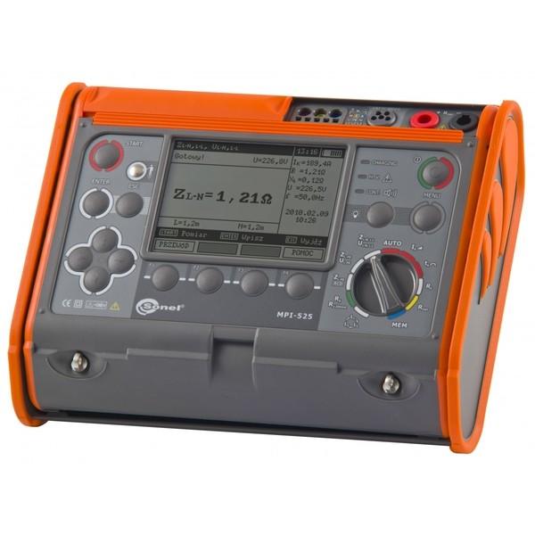 MPI-525 Sonel wielofunkcyjny miernik instalacji elektrycznych
