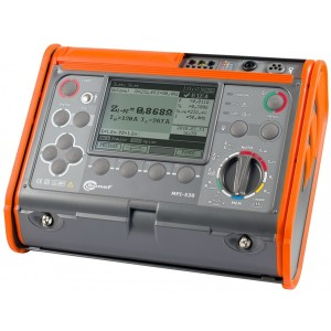 Mierniki bezpieczeństwa instalacji elektrycznej - MPI-530 Sonel wielofunkcyjny miernik instalacji elektrycznych