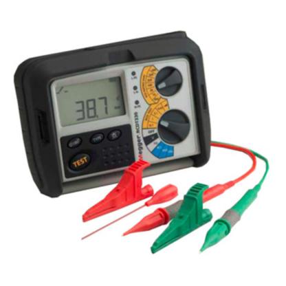 RCDT330 Megger miernik wyłączników RCD