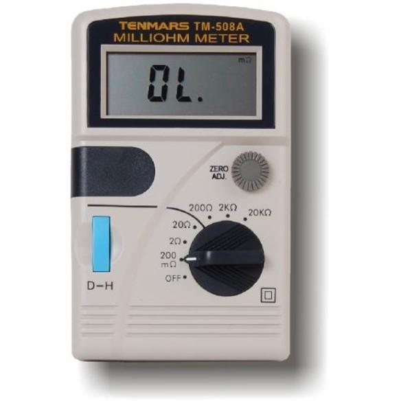 TM508A Tenmars miliomomierz