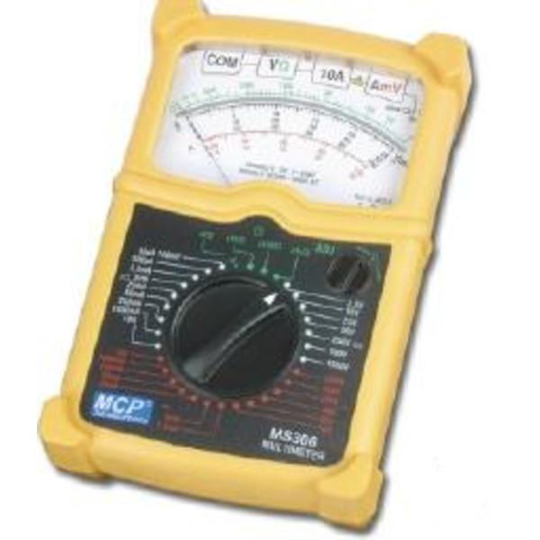 MS306 MCP multimetr analogowy