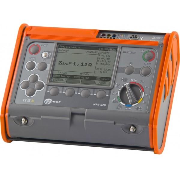 MPI-520 Sonel wielofunkcyjny miernik instalacji elektrycznych