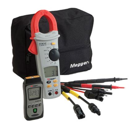 PVK330 Megger zestaw pomiarowy instalacji fotowoltaicznej