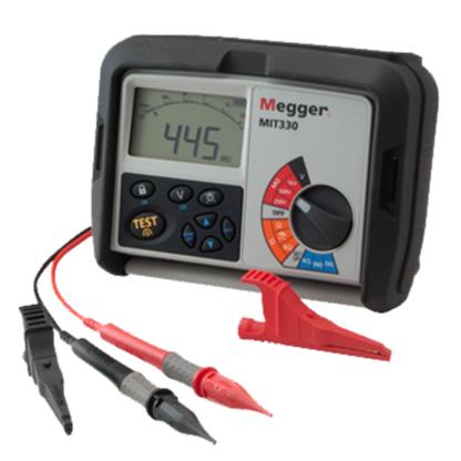 MIT310 Megger miernik rezystancji izolacji i ciągłości