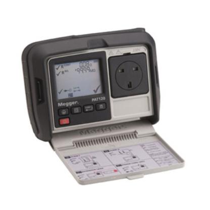 PAT150 Megger przenośny tester bezpieczeństwa sprzętu elektrycznego