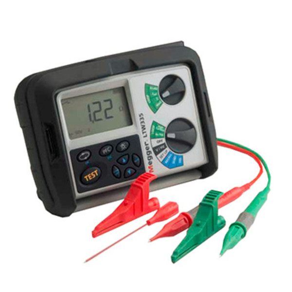 Miernik impedancji pętli zwarcia LTW335 Megger