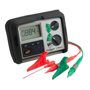 Mierniki pętli zwarcia - miernik impedancji pętli zwarcia LTW425 Megger