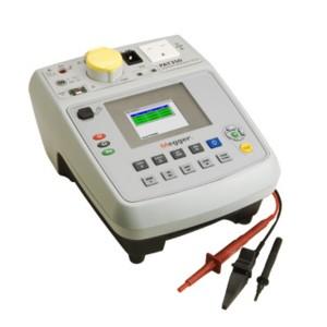 Wzorcowanie mierników bezpieczeństwa sprzętu elektrycznego - PAT350 Megger