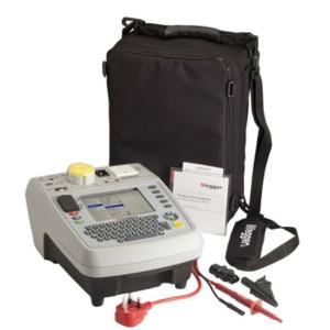 Mierniki bezpieczeństwa sprzętu elektrycznego - PAT410 Megger