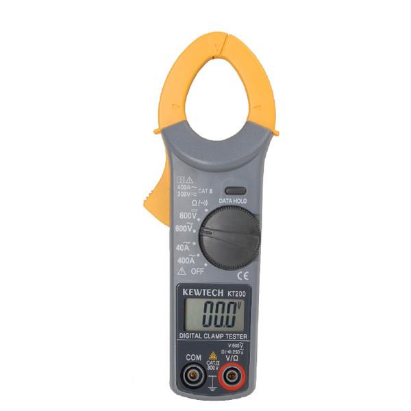 KT200 miernik cęgowy 400A AC Kewtech