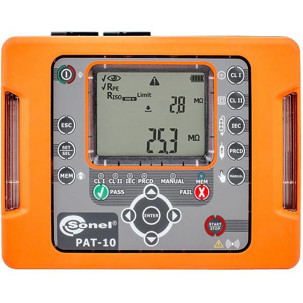 PAT-10 miernik bezpieczeństwa sprzętu elektrycznego Sonel