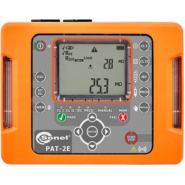 PAT-2E miernik bezpieczeństwa sprzętu elektrycznego Sonel