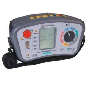 Wzorcowanie KEW6016 wielofunkcyjnego miernika instalacji elektrycznych Kyoritsu