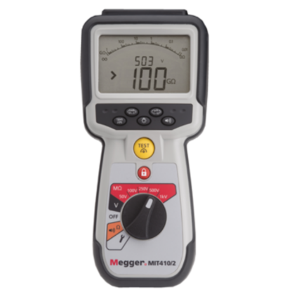 MIT410/2 miernik rezystancji izolacji Megger