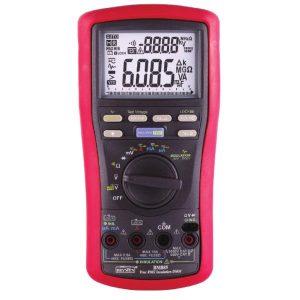Wzorcowanie BM885 multimetru cyfrowego z pomiarem rezystancji izolacji Brymen
