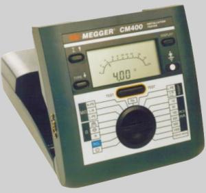 Wzorcowanie CM300 wielofunkcyjnego miernika instalacji elektrycznych Megger