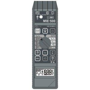 Wzorcowanie MIE-500 miernika pętli i wyłączników RCD Sonel