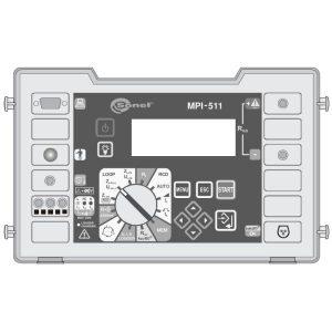Wzorcowanie MPI-511 wielofunkcyjnego miernika instalacji elektrycznych Sonel