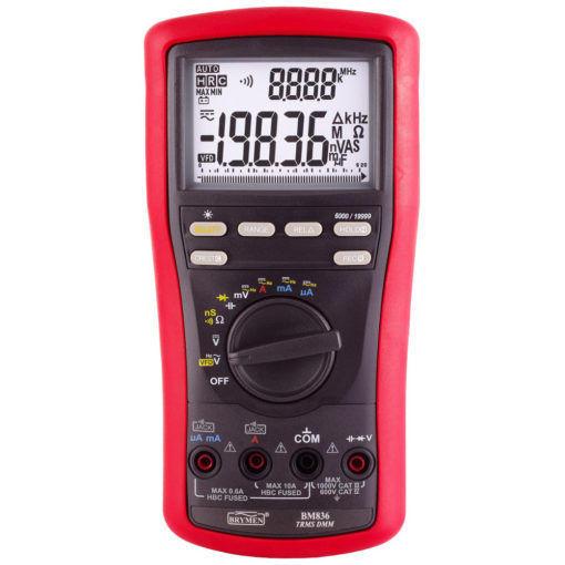 BM836 multimetr cyfrowy Brymen