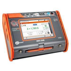Wzorcowanie MPI-540S wielofunkcyjnego miernika parametrów instalacji elektrycznych