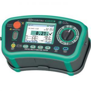 Wzorcowanie mierników instalacji elektrycznych - KEW6516BT wielofunkcyjnego miernika Kyoritsu